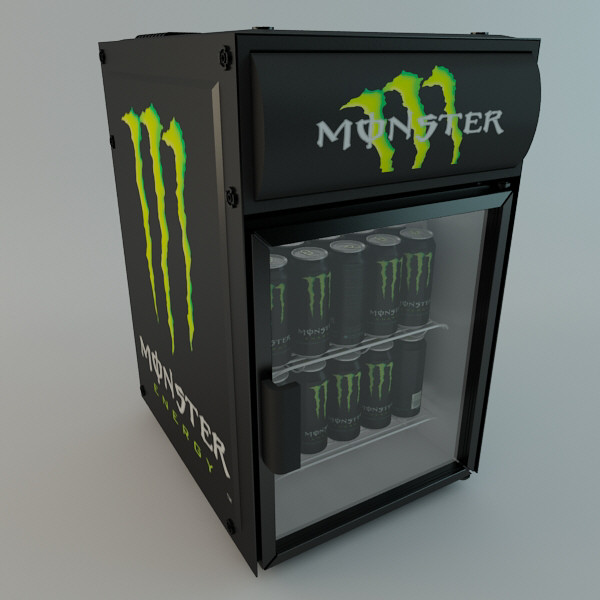 Monster KüHLSCHRANK | Kond